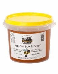 Local Honey Yellow Box Honey 1 Kg