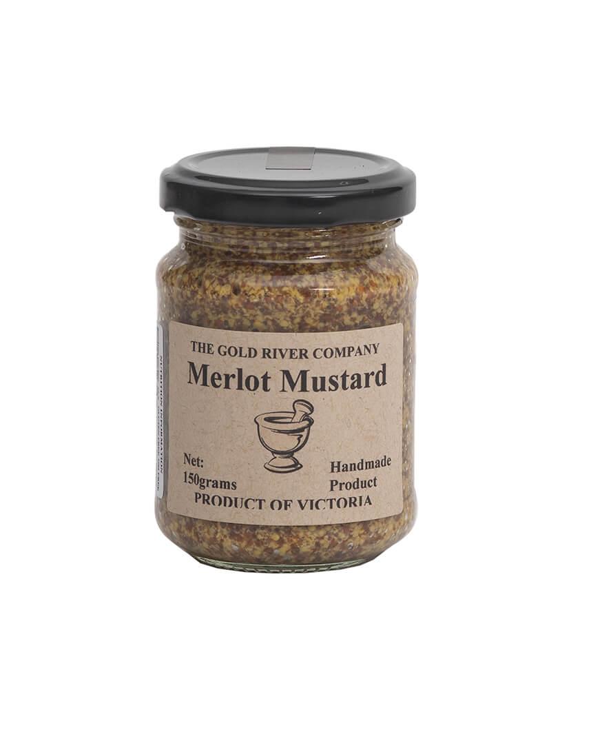 merlot mustard in Australia